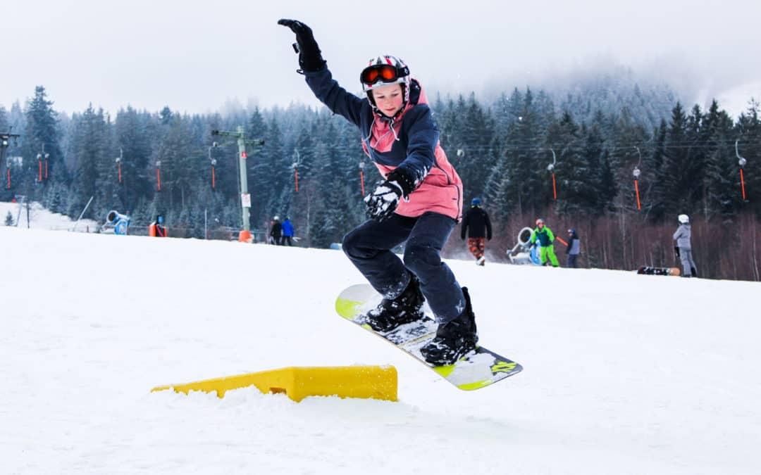 1. Kids Snowboard Festival am Geisskopf