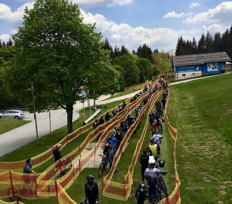 Erfolgreiche Bikepark Saisoneröffnung 2020