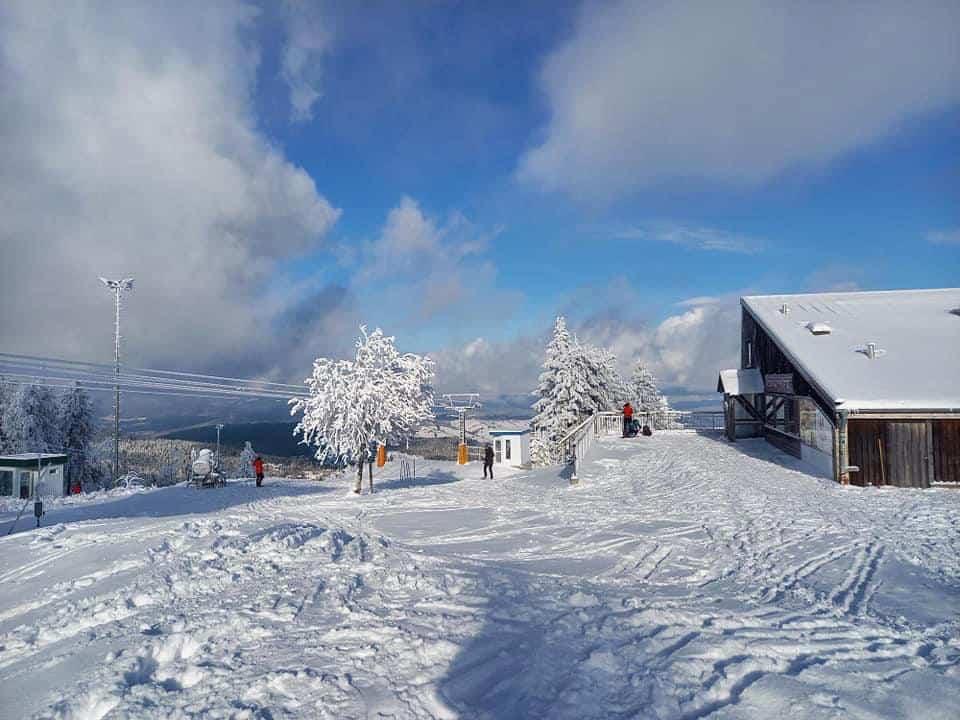 Winter 2021 am Geisskopf